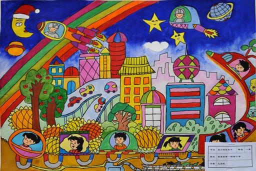 省24届青少年科技创新大赛参赛作品,作者唐海县第一场部小学王启航,科图片